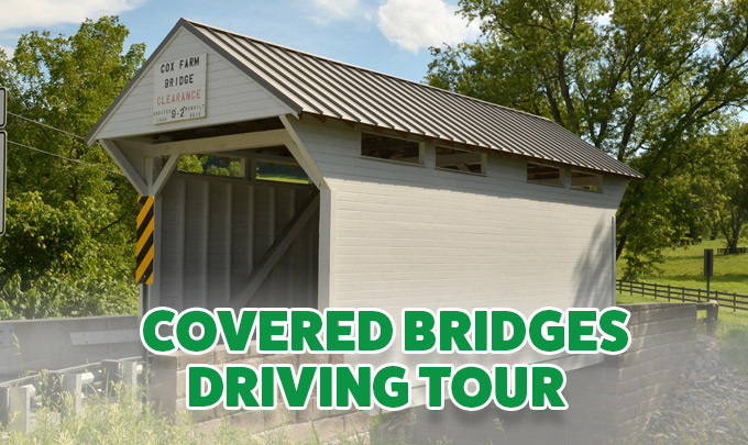 Link to Covered Bridges Driving Tour