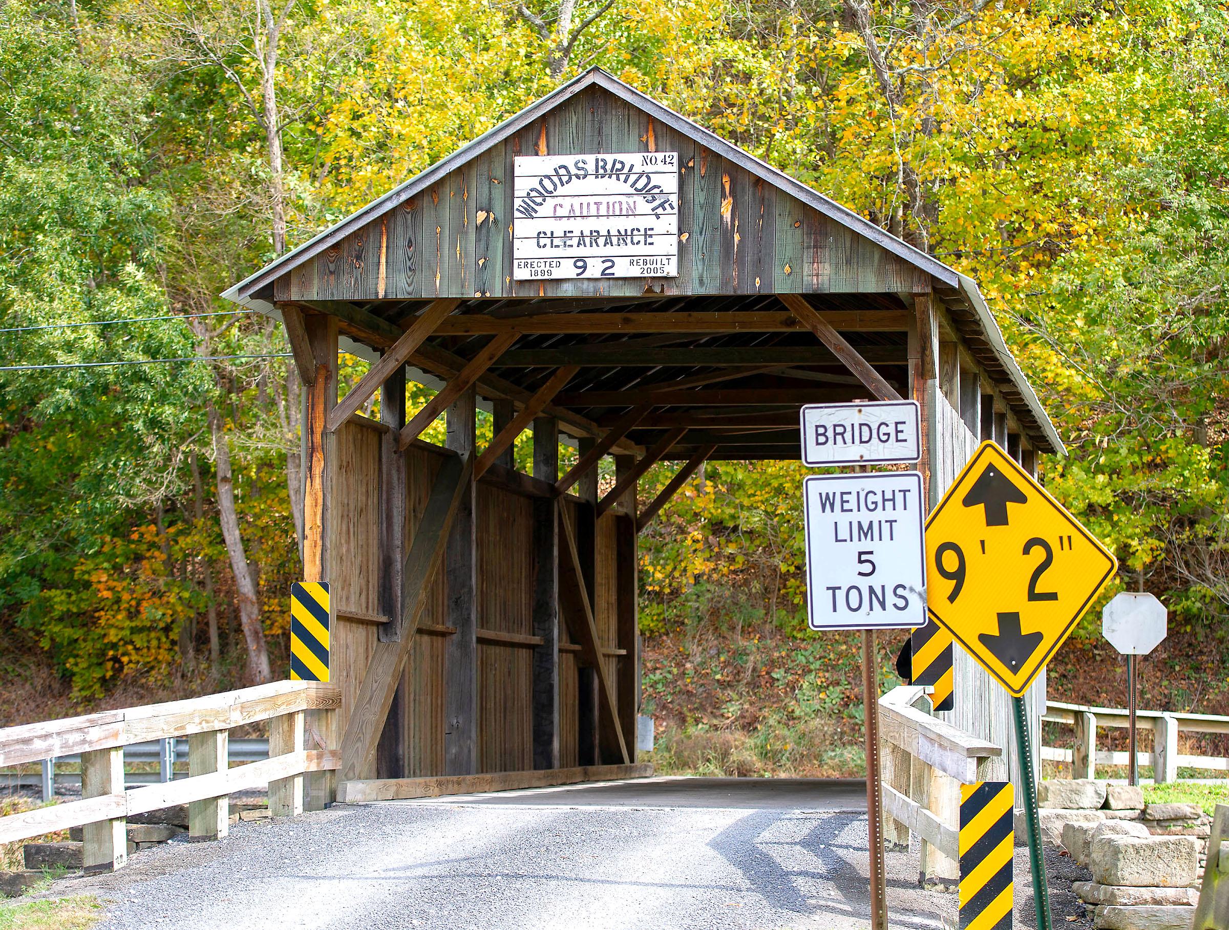 Woods Covered Bridge