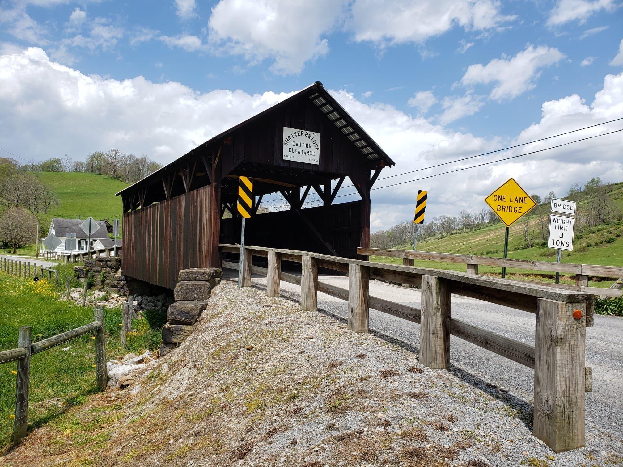 Shriver Covered Bridge