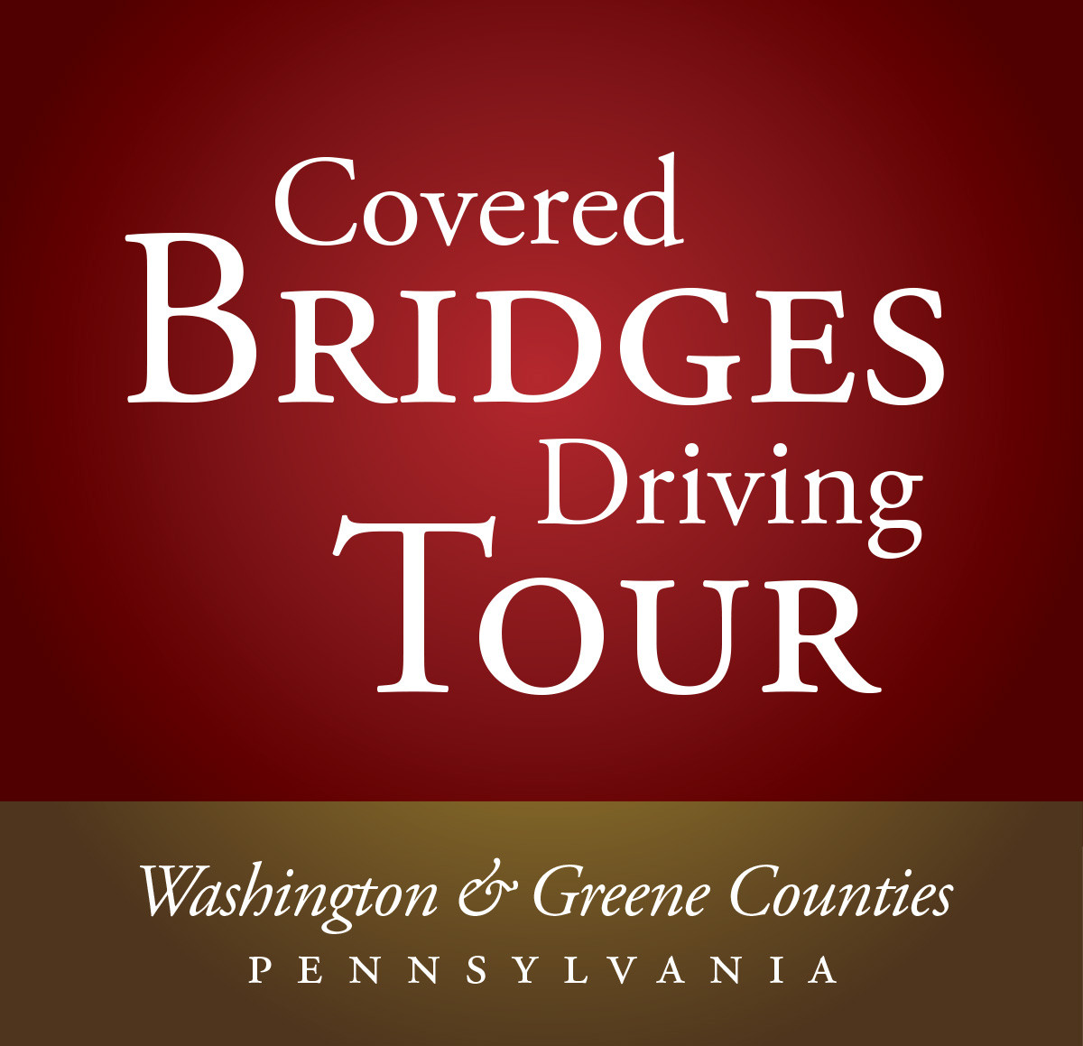 Covered Bridges Driving Tour logo