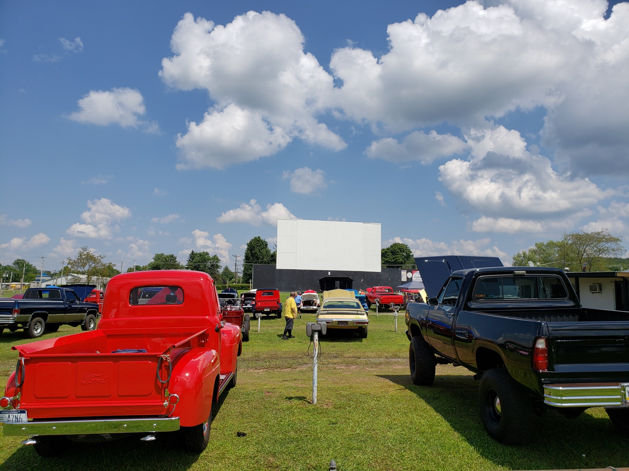 Skyview Drive In Car Show – Visit Greene County